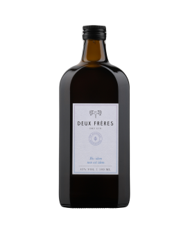 Gin Deux Freres 43% 50Cl