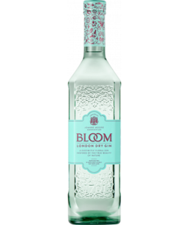 Gin Bloom London Dry 40% 70Cl