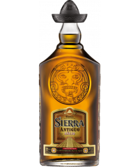 Tequila Sierra Antiguo 70Cl