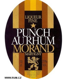 Punch Rhum Morand 100Cl