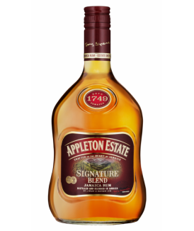 Rhum Appleton Estate...