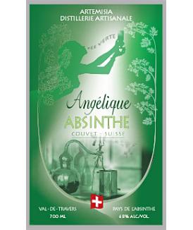 Absinthe Angelique Verte 70Cl