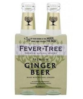Fever-Tree Ginger Beer 4x2cl