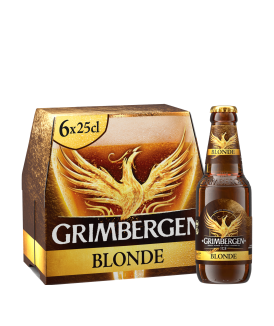 Grimbergen Blonde 6x25cl