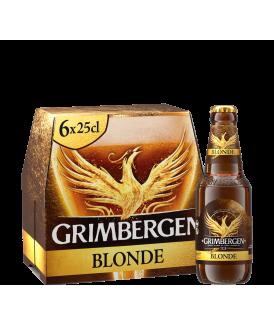 Grimbergen Blonde 6x25cl