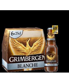 Grimbergen Blanche 6x25cl