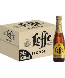 Leffe Blonde 24x33cl