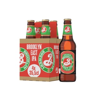 Brooklyn East IPA 4x35cl