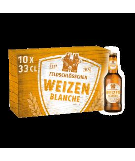 Feldschlosschen Weizen 10x33cl