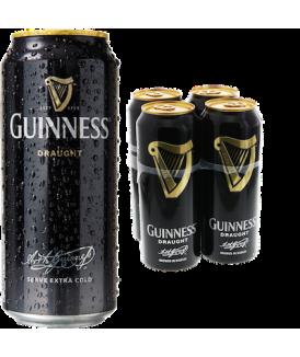 Guinness Draught boite 4x50cl